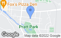 Map of Prattville, AL