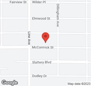 732 McCormick Street