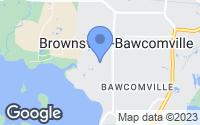 Map of West Monroe, LA
