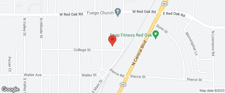 200 Methodist Street Red Oak TX 75154