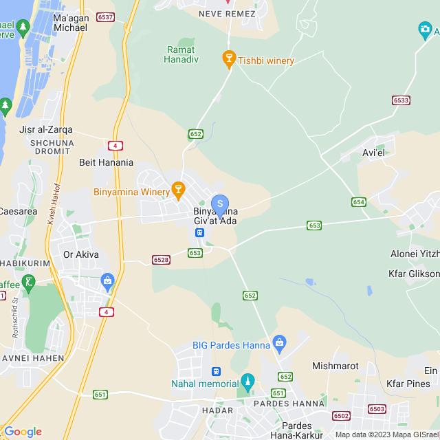בנימינה גבעת עדה, ישראל