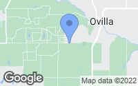 Map of Ovilla, TX