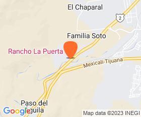 Rancho La Puerta Location