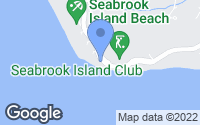 Map of Seabrook Island, SC