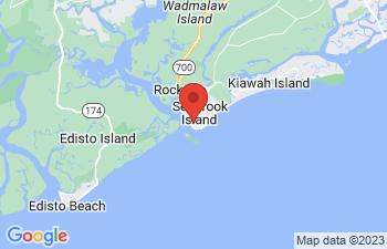 Map of Johns Island