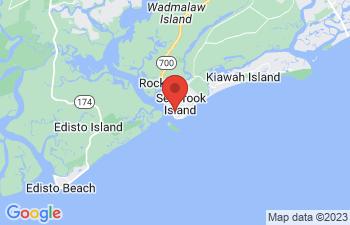 Map of Seabrook Island
