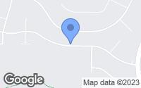 Map of Cedar Hill, TX