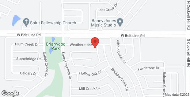 1512 Weatherstone Drive De Soto TX 75115