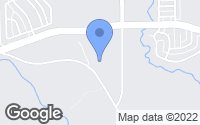 Map of Lancaster, TX