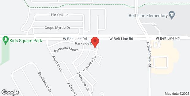 1832 Parkside Lane Lancaster TX 75146
