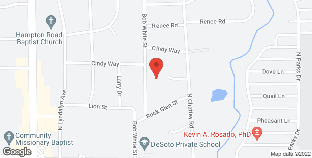 2117 Homestead Drive De Soto TX 75115