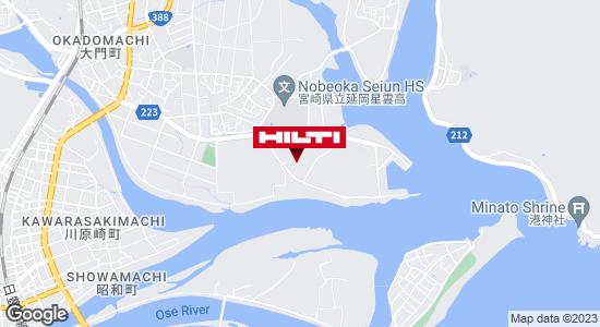 Get directions to 佐川急便株式会社 延岡店