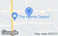 Map of Lancaster, TX
