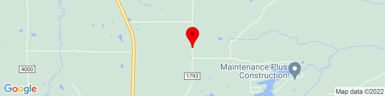 Google Map of 32.6165355, -94.3193601