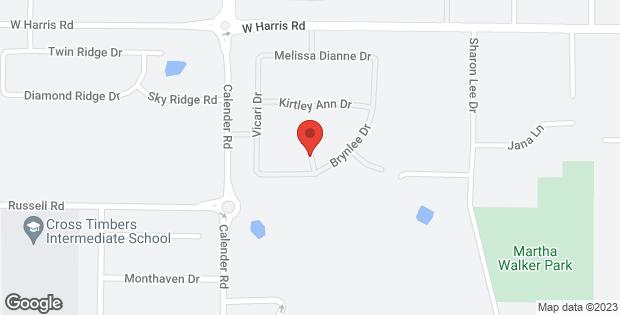 7401 Brynlee Court Arlington TX 76001