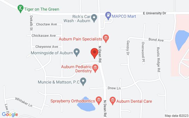 static image of 861 North Dean Road, Suite D, Auburn, Alabama