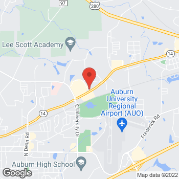 Map of Check `n Go Opelika Rd at 1775 Opelika Rd, Auburn, AL 36830