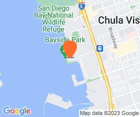 Chula Vista RV Resort Location