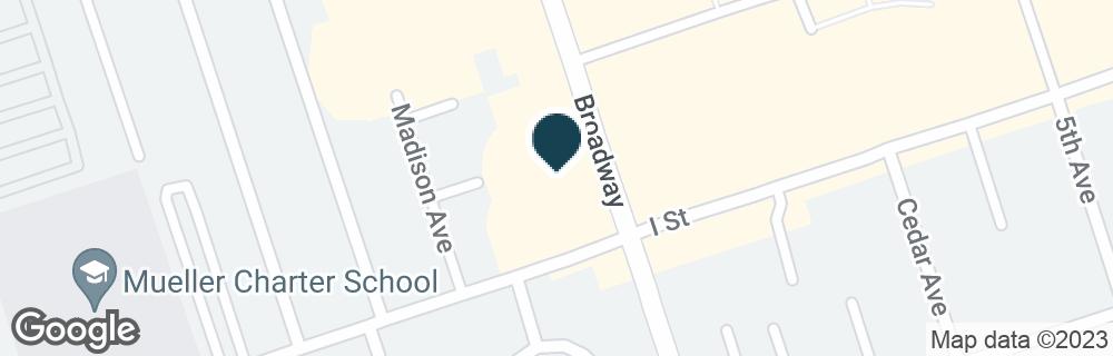 Google Map of621 I ST