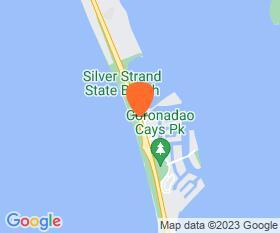 Loews Coronado Bay Resort Location