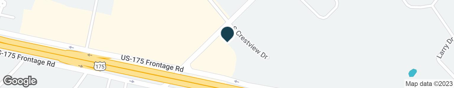 Google Map of610 E MALLOY BRIDGE RD