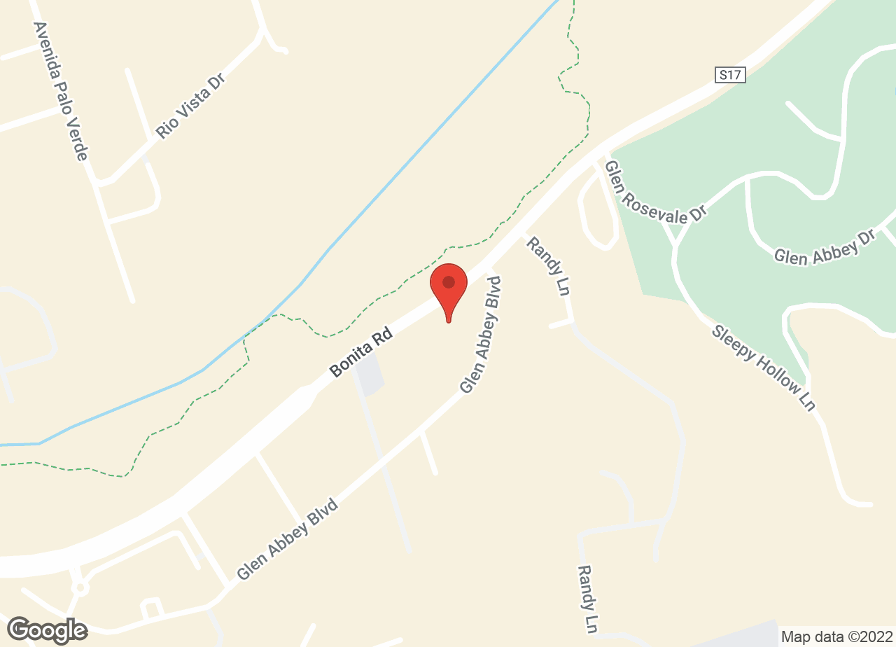 Google Map of VCA Bonita Animal Hospital