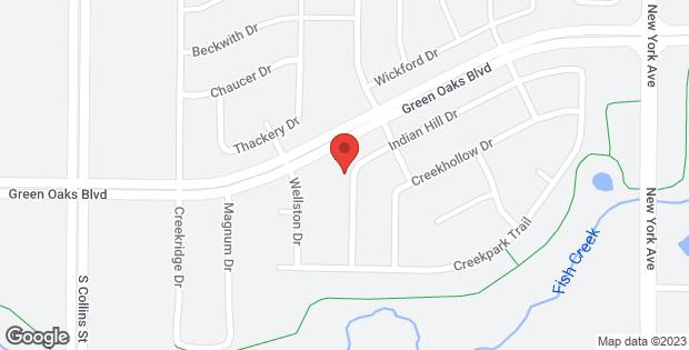 5712 Indian Hill Drive Arlington TX 76018
