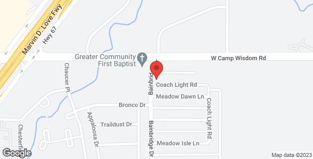 2756 Meadow Bluff Lane Dallas TX 75237