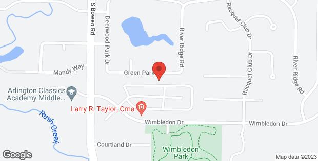2406 Green Park Drive Arlington TX 76017