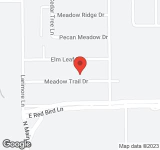 4723 Meadow Trail Drive