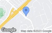 Map of Bonita, CA