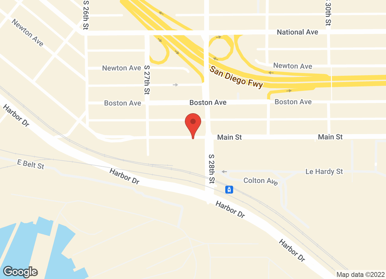 Google Map of VCA Main Street Animal Hospital