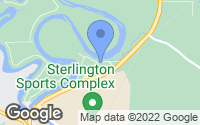 Map of Sterlington, LA