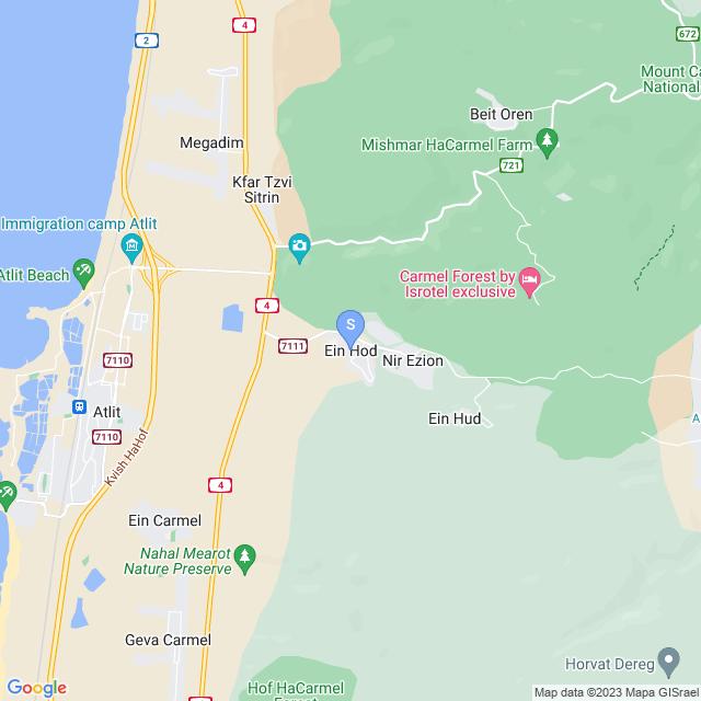 עין הוד, ישראל