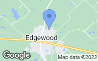 Map of Edgewood, TX