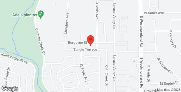 3429 Tangle Terrace Dallas TX 75233