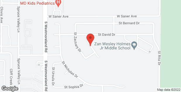 2969 Saint Albert Drive Dallas TX 75233