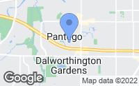 Map of Pantego, TX