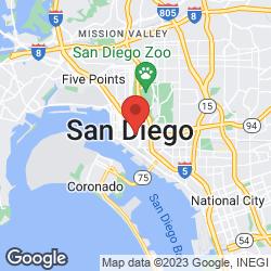 Alphanumeric Design on the map