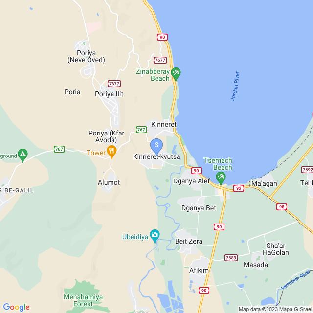 כינרת-קבוצה, Israel