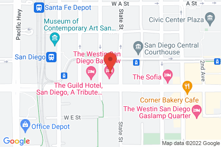 static image of402 West Broadway , Suite 400, San Diego, California