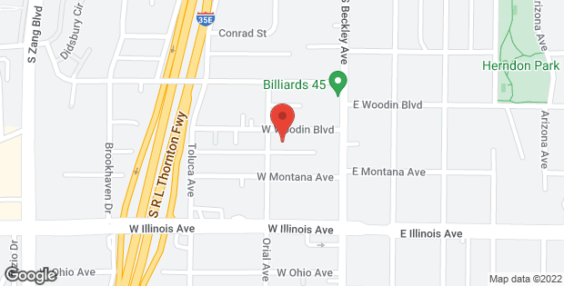 132 W Woodin Boulevard Dallas TX 75224