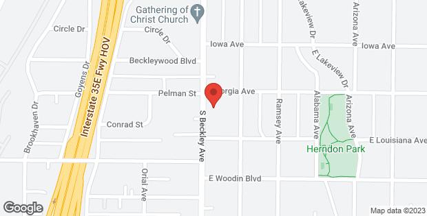 1910 S Beckley Avenue Dallas TX 75203
