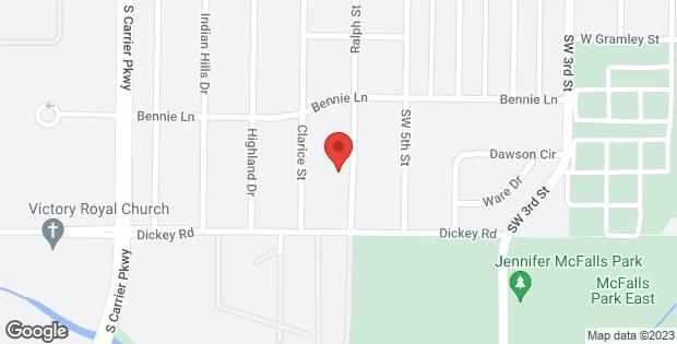 1226 Ralph Street Grand Prairie TX 75051