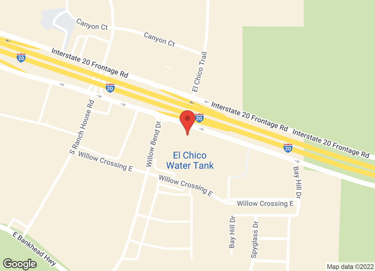 Google Map of VCA Aledo Animal Hospital