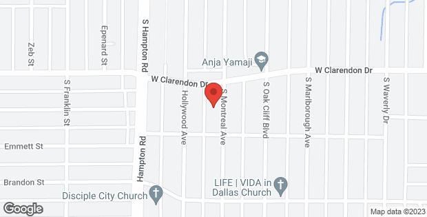 1119 S Montreal Avenue Dallas TX 75208