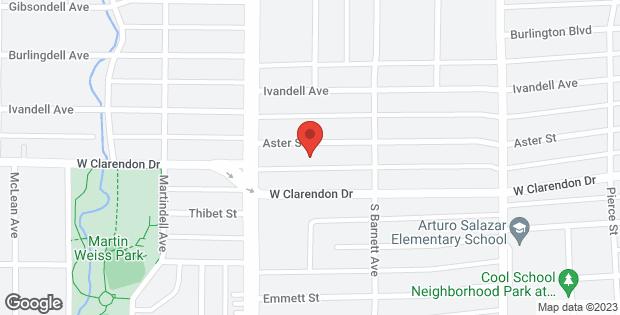 3202 Aster Street Dallas TX 75211