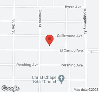 3724 El Campo Avenue