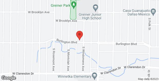 839 S Windomere Avenue Dallas TX 75208