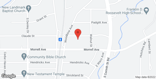 1422 Claude Street Dallas TX 75203